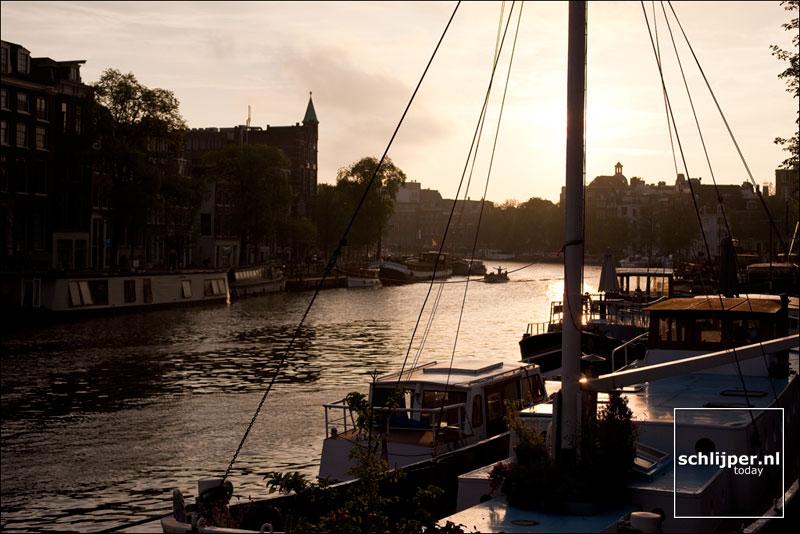 Nederland, Amsterdam, 3 augustus 2011