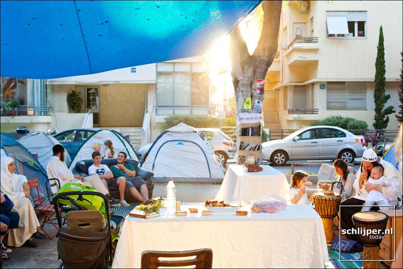 Israel, Tel Aviv, 5 augustus 2011