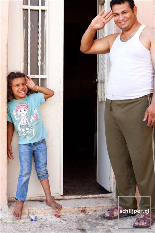 Palestinian Territories Jericho, 8 augustus 2011