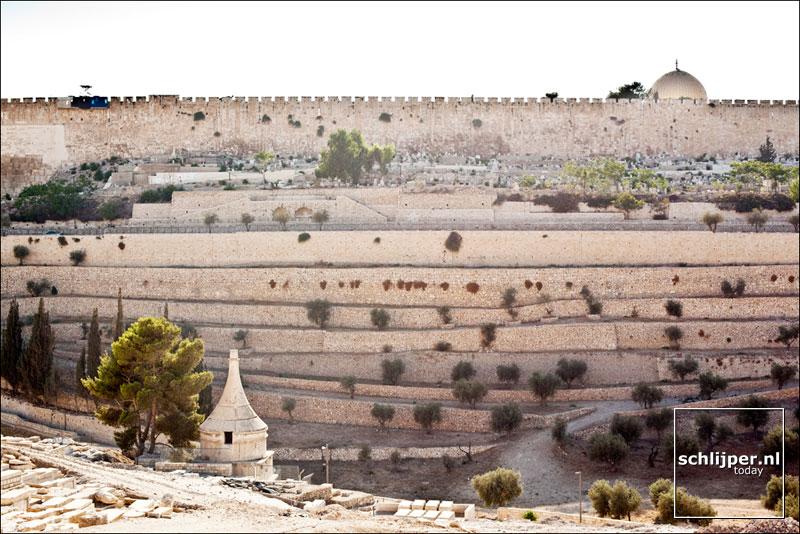 Israel, Jeruzalem, 8 augustus 2011