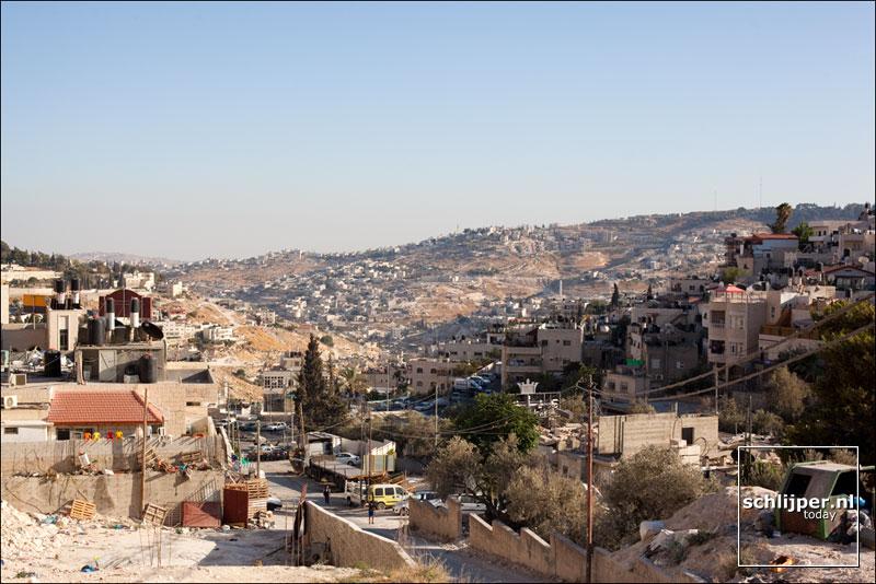 Israel, Jerusalem, 8 augustus 2011