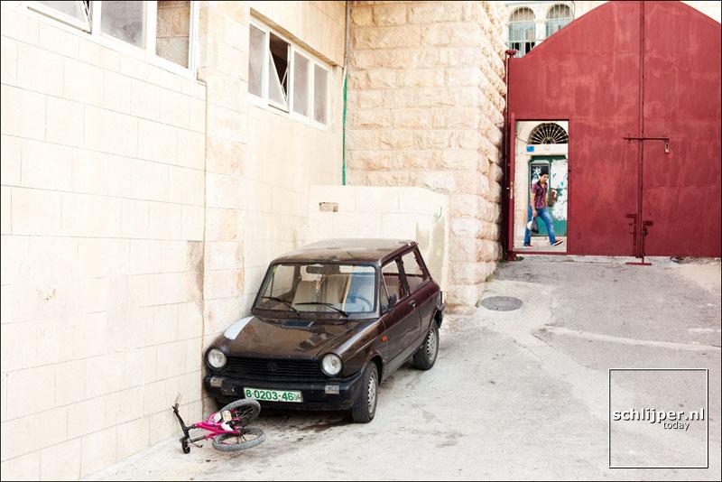 Palestinian Territories, Betlehem, 8 augustus 2011