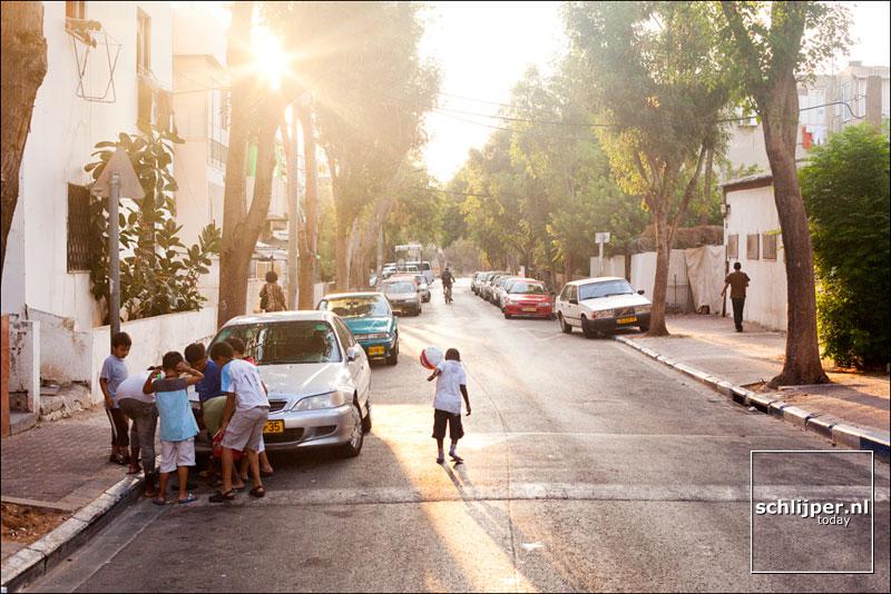 Israel, Tel Aviv, 11 augustus 2011