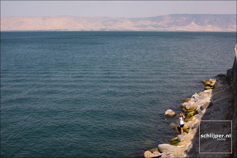 Israel, Tiberias, 14 augustus 2011