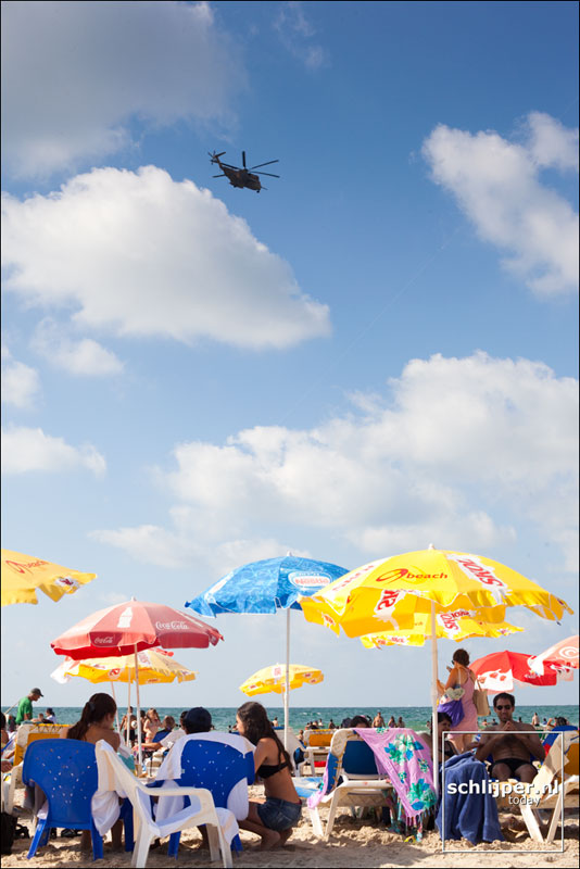 Israel, Tel Aviv, 16 augustus 2011