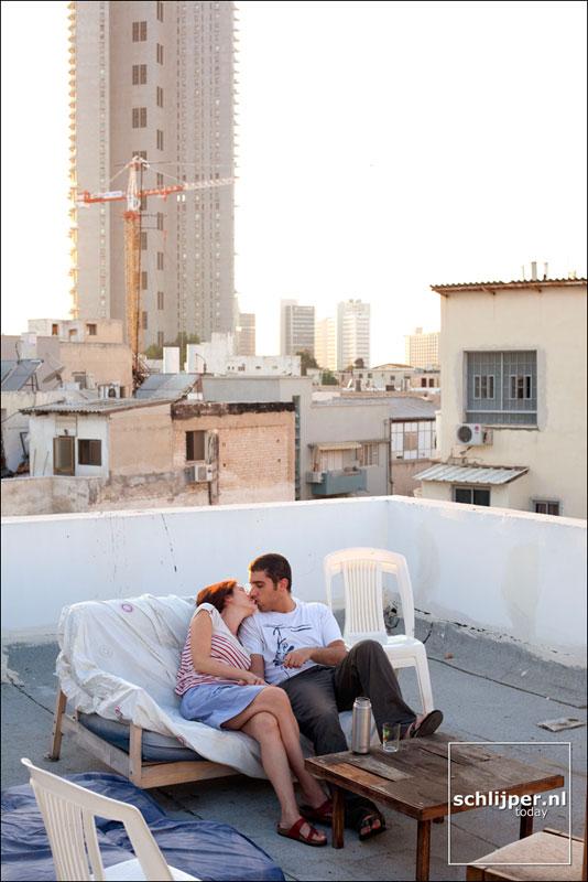 Israel, Tel Aviv, 17 augustus 2011