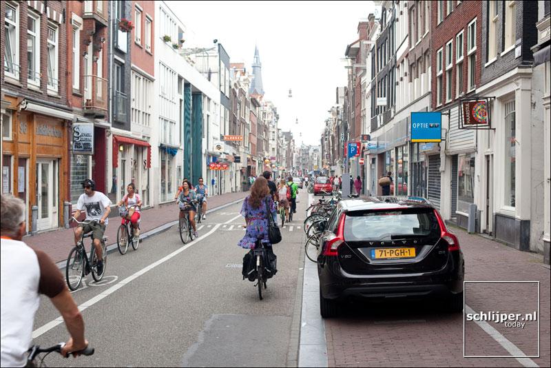 Nederland, Amsterdam, 21 augustus 2011