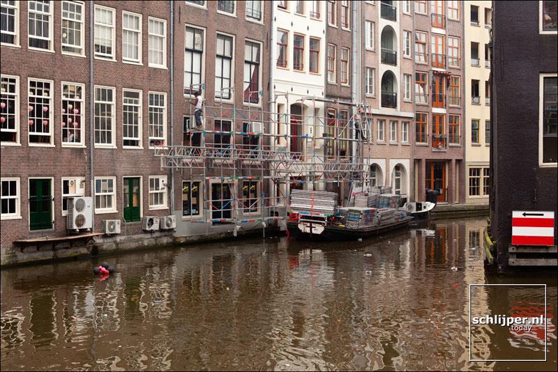 Nederland, Amsterdam, 23 augustus 2011