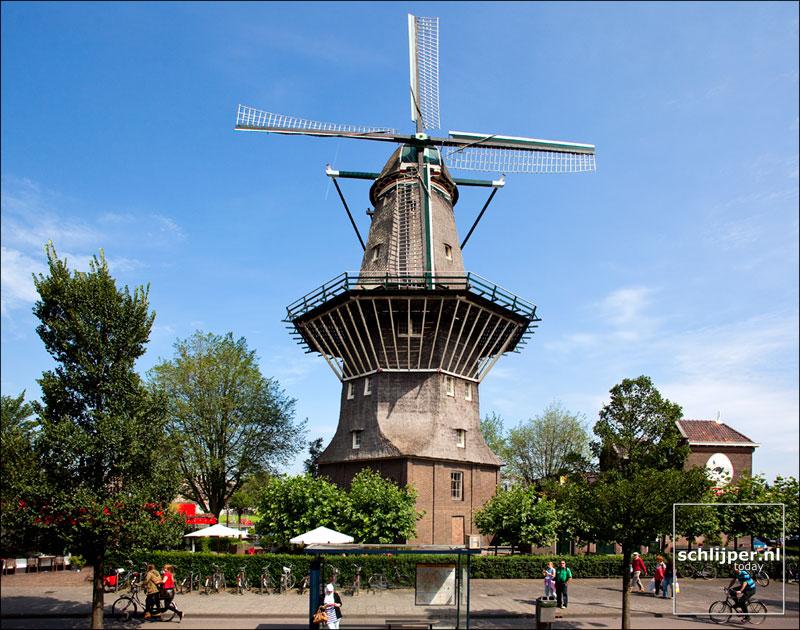 Nederland, Amsterdam, 25 augustus 2011