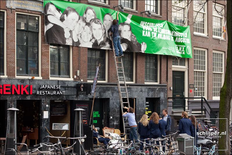 Nederland, Amsterdam, 26 augustus 2011