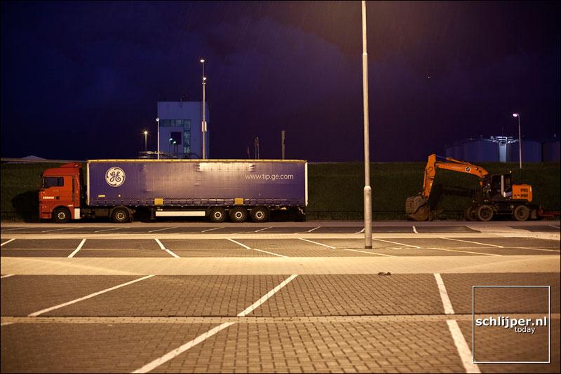 Nederland, Zaandam, 27 augustus 2011