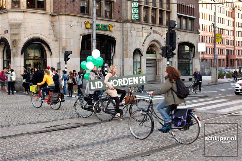 Nederland, Amsterdam, 30 augustus 2011