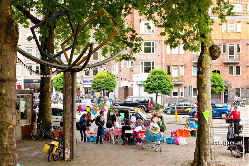 Nederland, Amsterdam, 31 augustus 2011