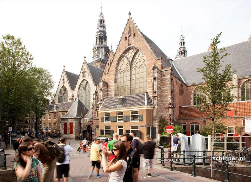 Nederland, Amsterdam, 2 september 2011