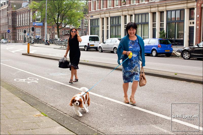 Nederland, Amsterdam, 4 september 2011