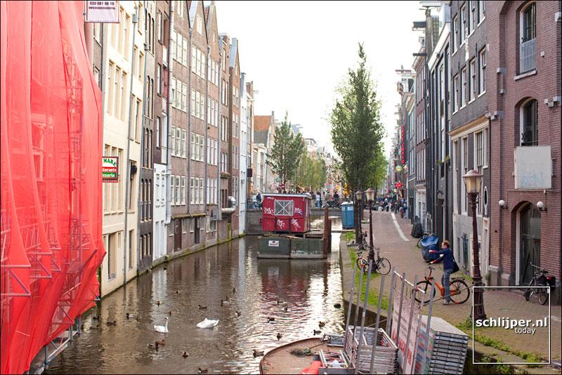 Nederland, Amsterdam, 5 september 2011