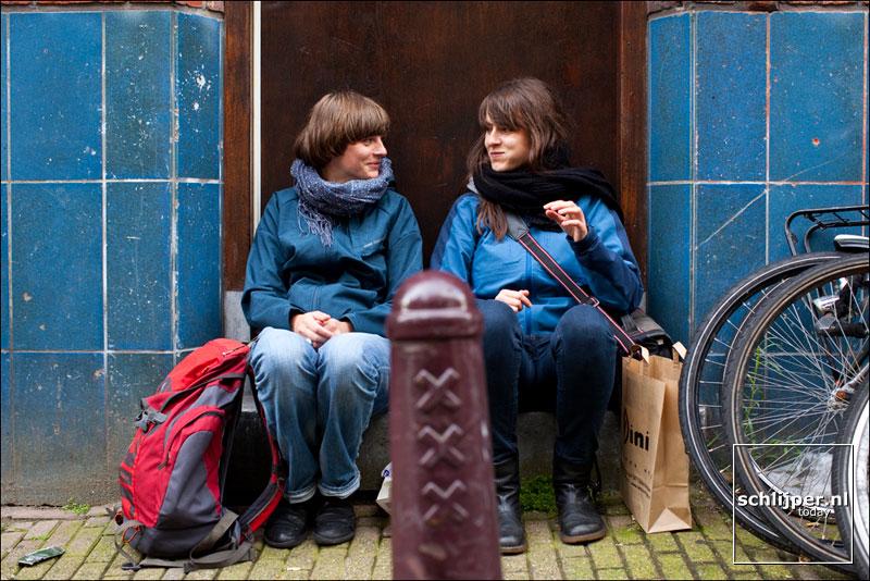 Nederland, Amsterdam, 7 september 2011