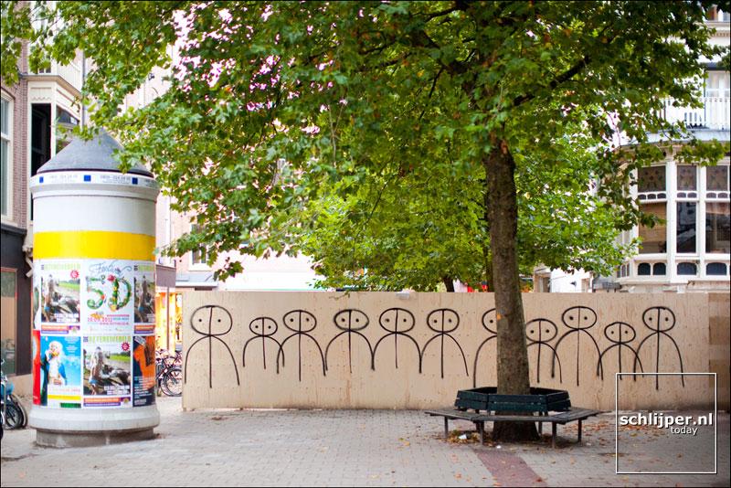 Nederland, Amsterdam, 10 september 2011