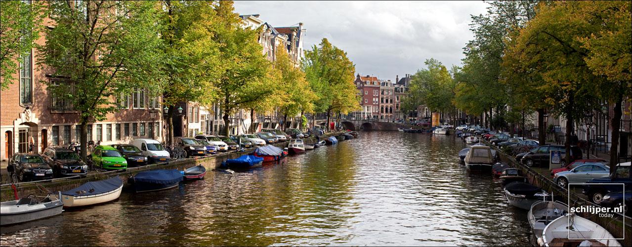 Nederland, Amsterdam, 11 september 2011