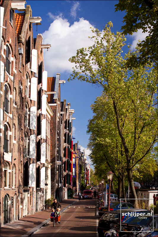 Nederland, Amsterdam, 13 september 2011