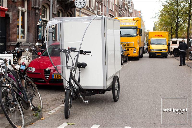 Nederland, Amsterdam, 14 september 2011
