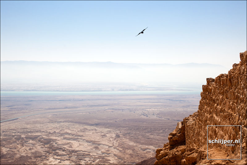 Israel, Masada, 16 september 2011
