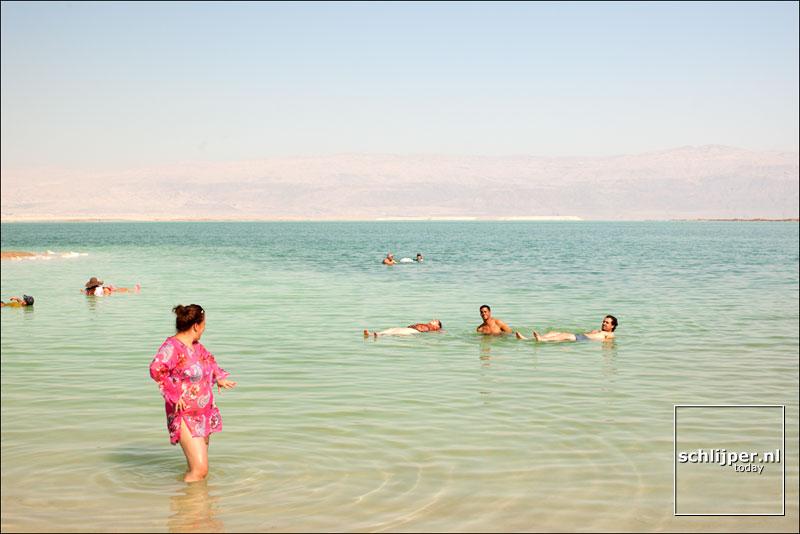 Israel, Ein Bokek, 16 september 2011