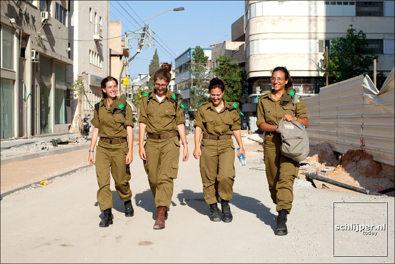 Israel, Tel Aviv, 19 september 2011