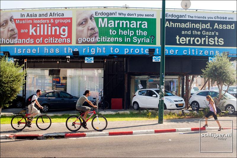 Israel, Tel Aviv, 20 september 2011