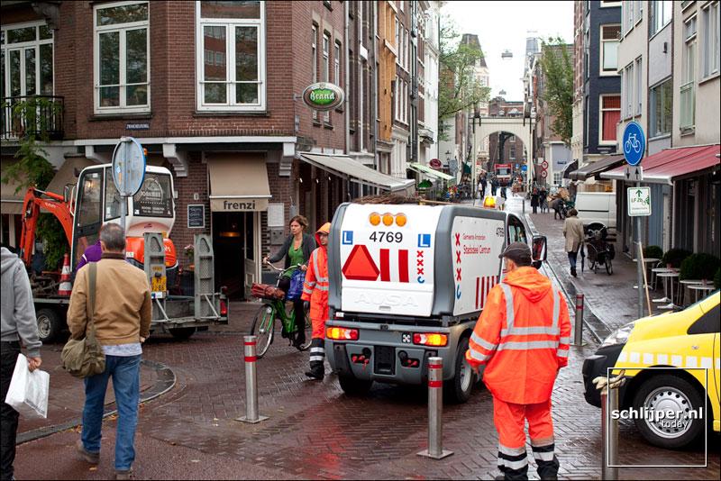 Nederland, Amsterdam, 5 oktober 2011