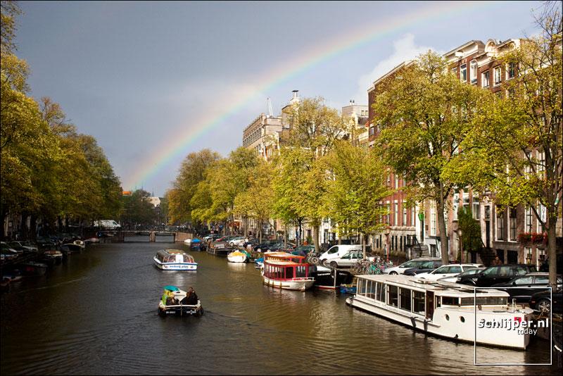 Nederland, Amsterdam, 7 oktober 2011