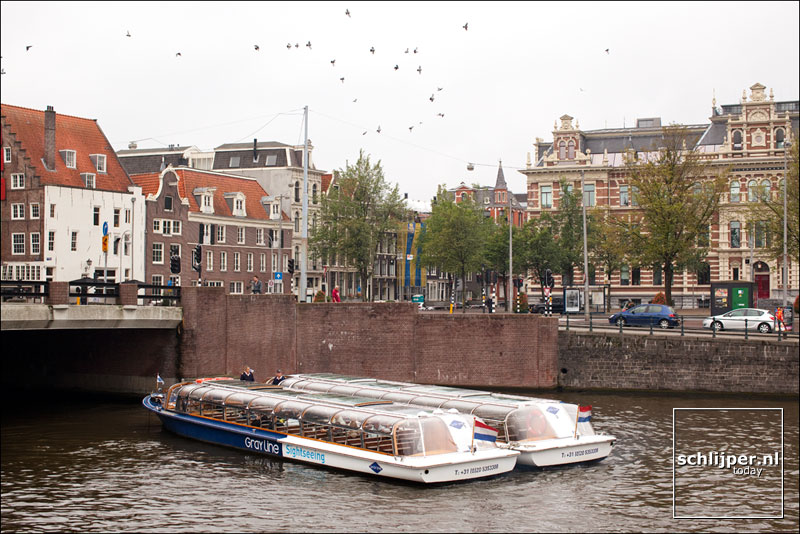 Nederland, Amsterdam, 9 oktober 2011