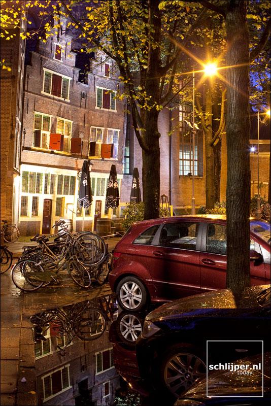 Nederland, Amsterdam, 12 oktober 2011