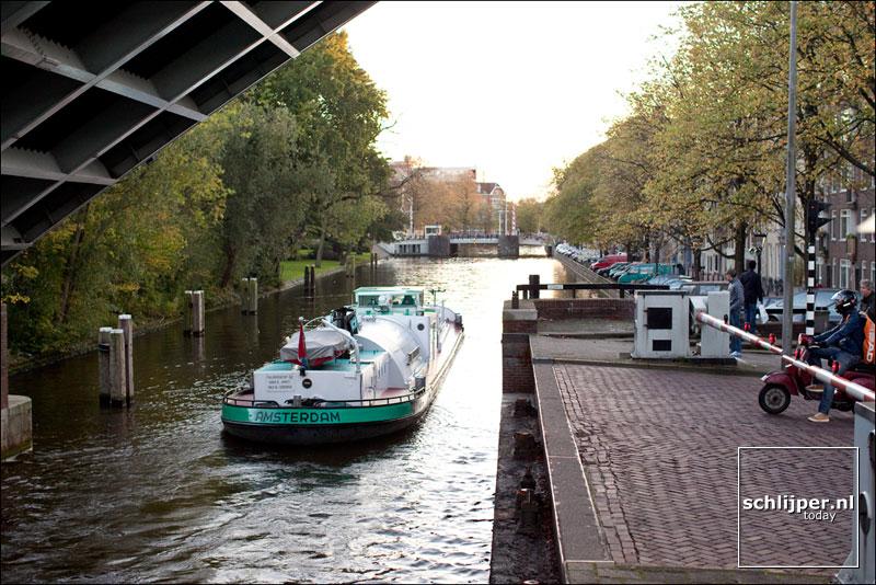 Nederland, Amsterdam, 13 oktober 2011