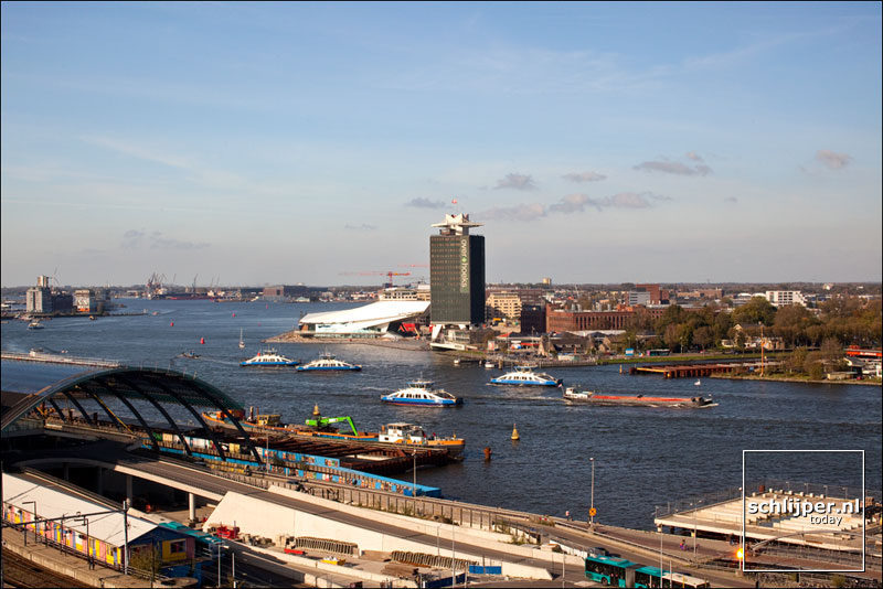 Nederland, Amsterdam, 14 oktober 2011