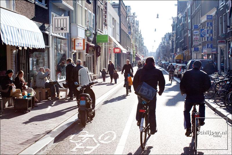 Nederland, Amsterdam, 15 oktober 2011