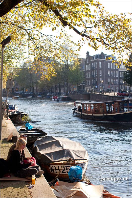 Nederland, Amsterdam, 16 oktober 2011