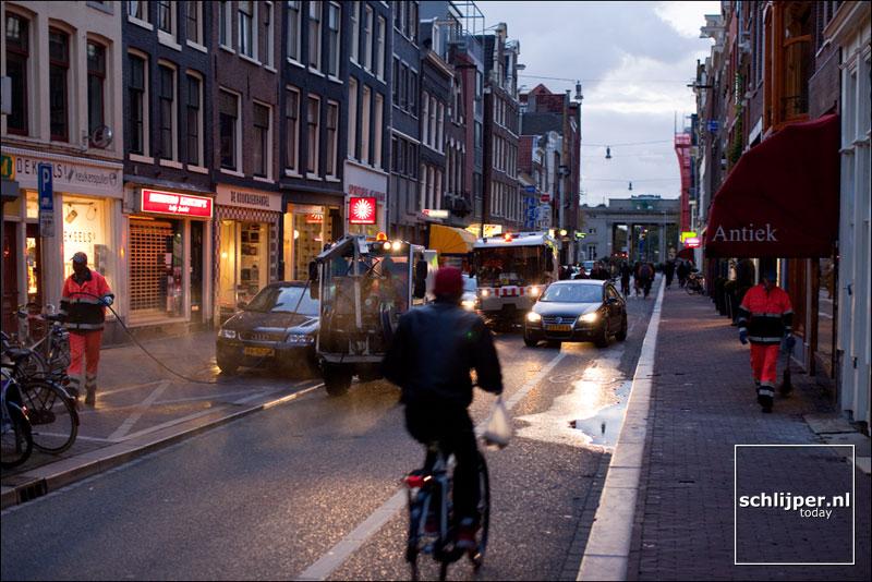 Nederland, Amsterdam, 18 oktober 2011