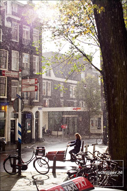 Nederland, Amsterdam, 20 oktober 2011