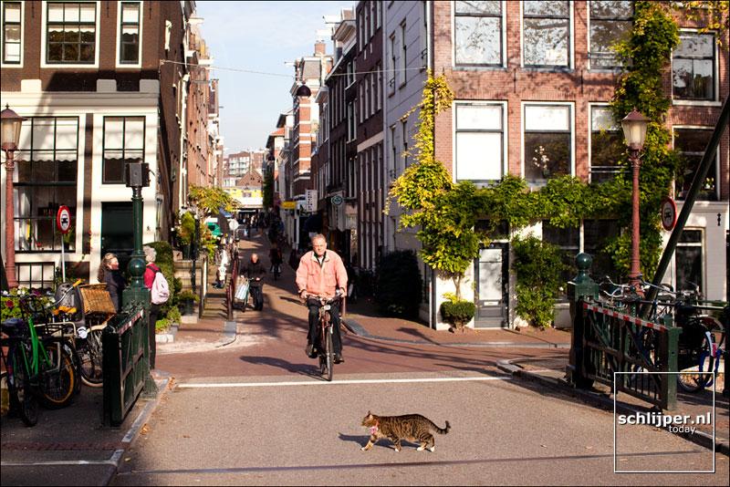 Nederland, Amsterdam, 21 oktober 2011