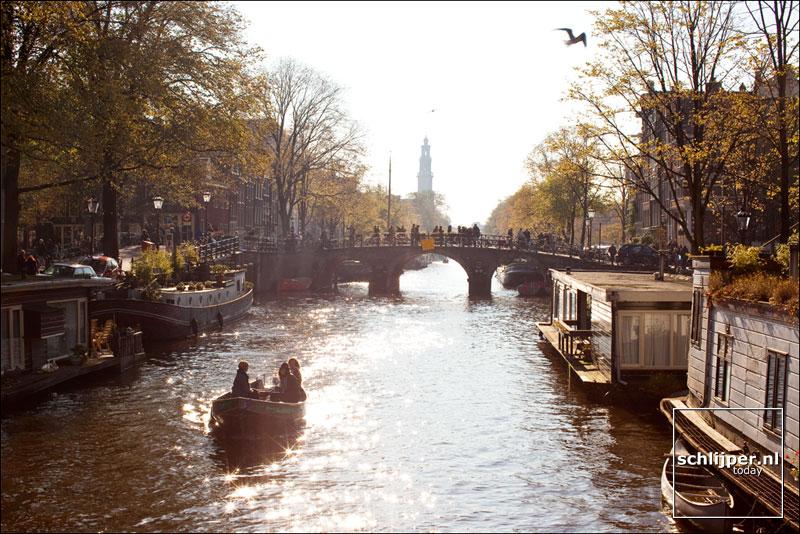 Nederland, Amsterdam, 22 oktober 2011