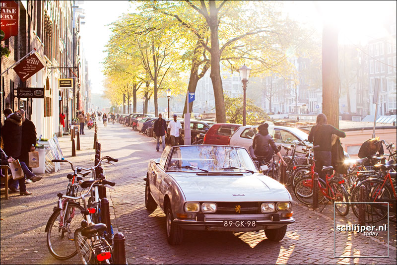 Nederland, Amsterdam, 23 oktober 2011