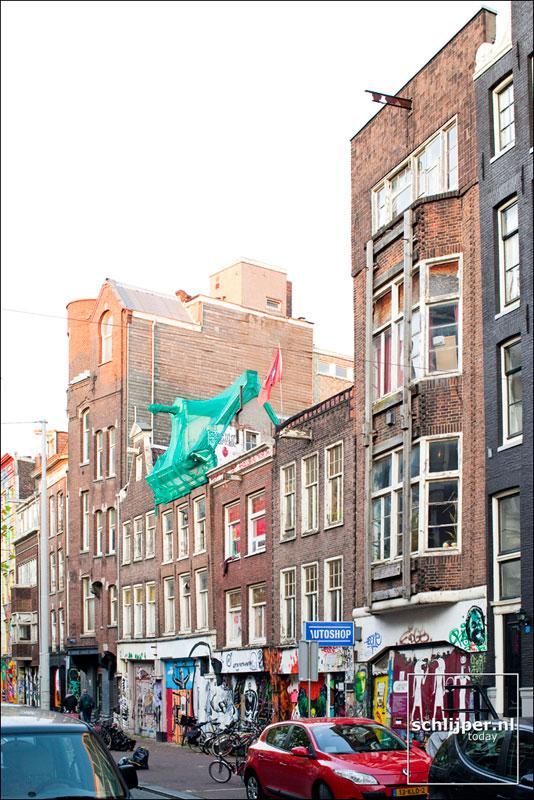 Nederland, Amsterdam, 24 oktober 2011