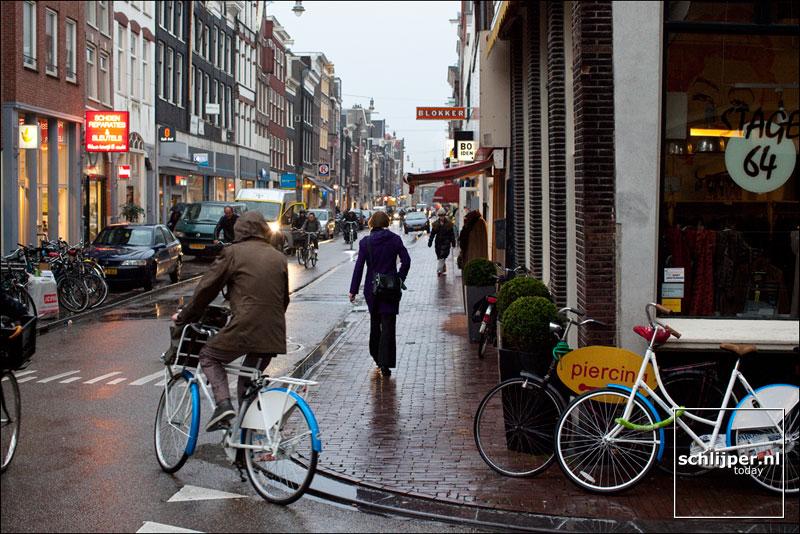 Nederland, Amsterdam, 25 oktober 2011