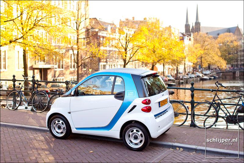 Nederland, Amsterdam, 26 oktober 2011