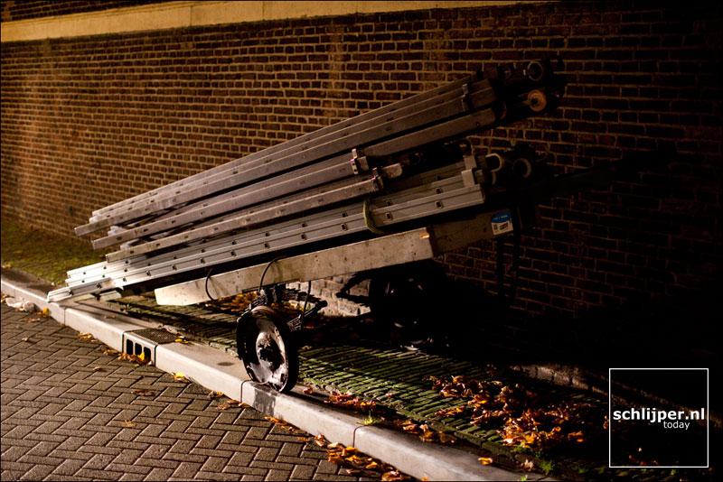 Nederland, Amsterdam, 30 oktober 2011