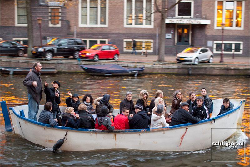 Nederland, Amsterdam, 3 november 2011