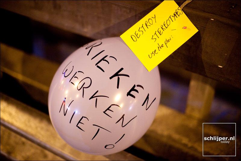 Nederland, Amsterdam, 4 november 2011