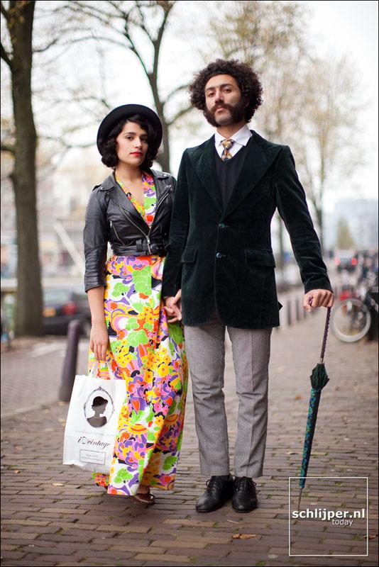 Nederland, Amsterdam, 6 november 2011