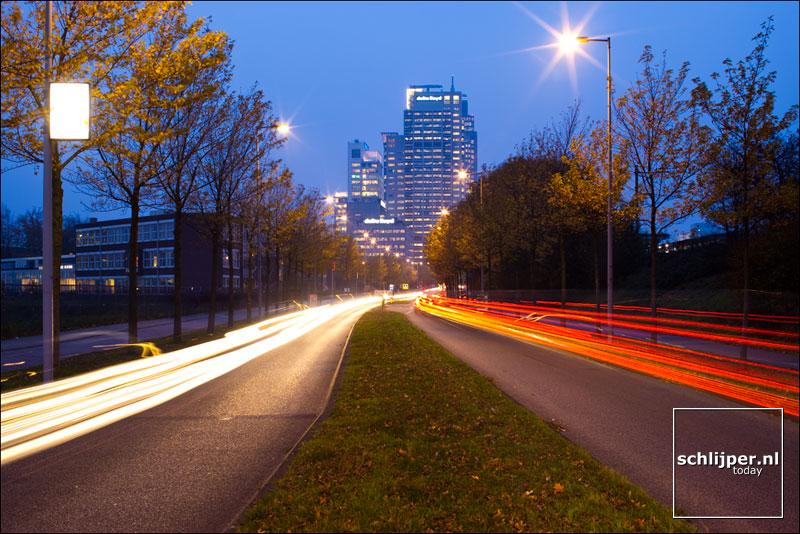Nederland, Amsterdam, 7 november 2011